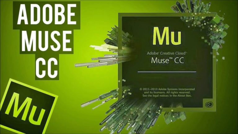 Adobe Muse CC 2019 Crack + Key Download Free