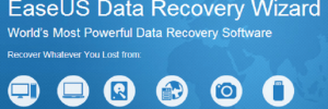 EaseUS Data Recovery Wizard 12.8 Crack 2019 + Serial Key