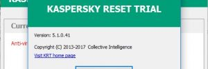 Kaspersky Reset Trial 5.1.0.39 Latest 2019 Free Download