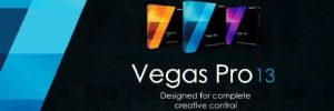 Sony Vegas Pro 13 Crack 2019 + Serial Number Download Free